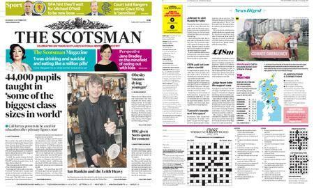 The Scotsman – October 14, 2017