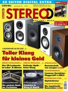 Stereo - Mai 2018