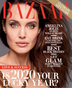 Harper's Bazaar USA - December 2019