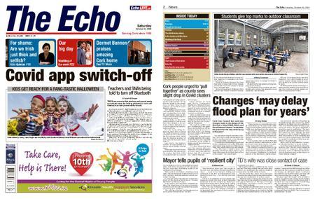 Evening Echo – October 24, 2020