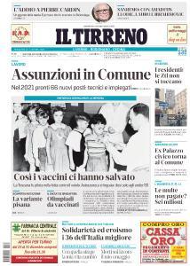 Il Tirreno Livorno - 30 Dicembre 2020