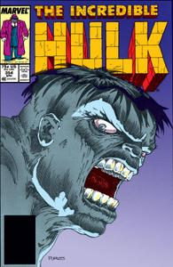 Incredible Hulk 354 1989
