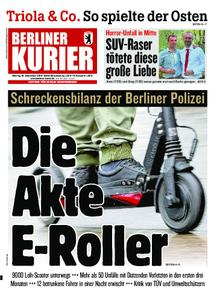 Berliner Kurier – 16. September 2019