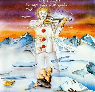 Mona Lisa - Le Petit Violon de Monsieur Grégoire (1976) [Reissue 1995] (Repost)