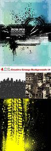 Vectors - Creative Grunge Backgrounds 18