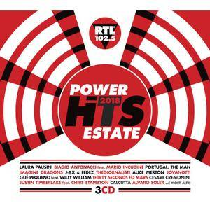VA - Power Hits Estate 2018 (3CD, 2018)