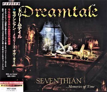 Dreamtale - Seventhian ...Memories Of Time (2016) [Japanese Ed.] 2CD