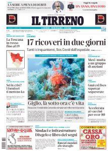 Il Tirreno Livorno - 2 Aprile 2021