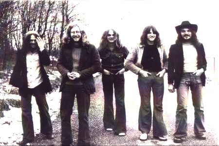 Ange - Par Les Fils De Mandrin (1976)