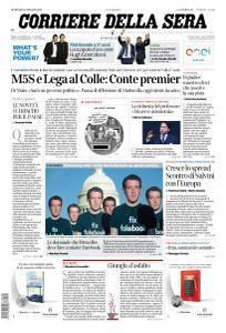 Corriere della Sera - 22 Maggio 2018