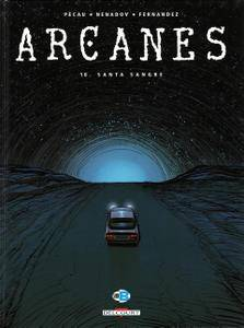Boekjes In hetFrans 008272 - Arcanes - T10 - Santa Sangre