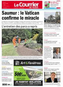 Le Courrier de l'Ouest Cholet – 28 mai 2020