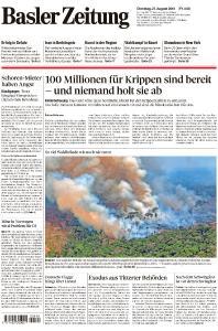 Basler Zeitung - 27 August 2019