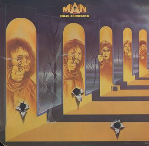 Man ‎- The Welsh Connection (1976) Original US Pressing - LP/FLAC In 24bit/96kHz