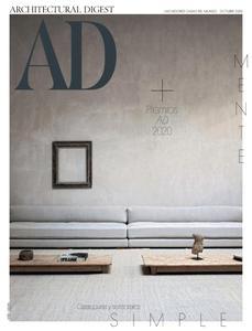 AD Architectural Digest España - octubre 2020