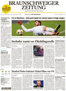 Braunschweiger Zeitung - Helmstedter Nachrichten - 07. Oktober 2019