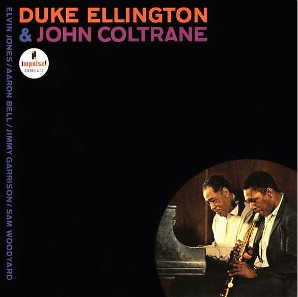 Duke Ellington & John Coltrane - Duke Ellington & John Coltrane (1963) [Reissue 2010] (Repost)