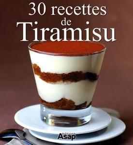 "Sylvie Aït-Ali, ""30 recettes de Tiramisu"""