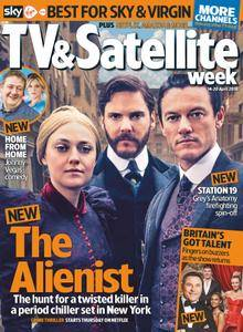 TV & Satellite Week - 14 April 2018