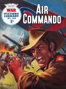 War Picture Library 0052 - Air Commando [1960] (Mr Tweedy