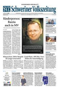 Schweriner Volkszeitung Hagenower Kreisblatt - 28. Oktober 2019