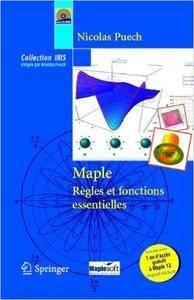 Maple Règles et fonctions essentielles (repost)