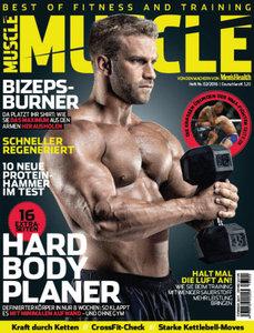 Mens Health Muscle (Deutsche Ausgabe) Magazin März April No 02 2016
