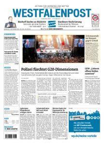 Westfalenpost Wetter - 04. September 2018