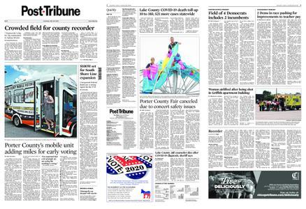 Post-Tribune – May 30, 2020