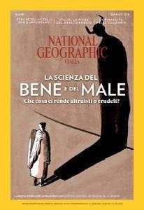 National Geographic Italia - Gennaio 2018