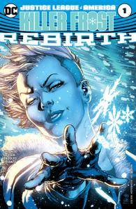 Justice League Justice League of America - Killer Frost Rebirth 001 2017 Digital