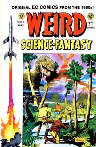 Weird Science-Fantasy 003 1993 Cochran c2c