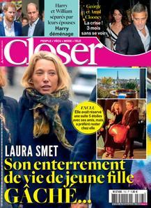 Closer France - 30 novembre 2018
