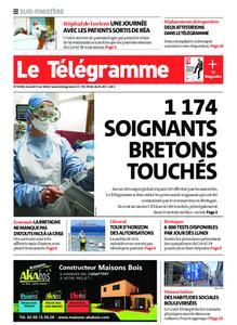 Le Télégramme Ouest Cornouaille – 09 mai 2020