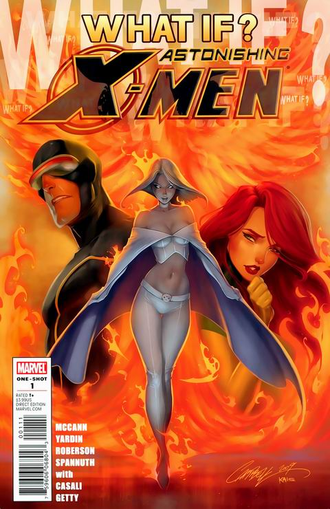 What If? Astonishing X-Men (One-Shot)