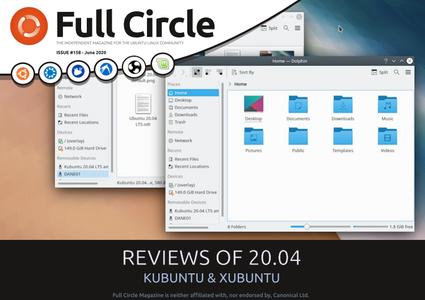 Full Circle Magazine - June 2020