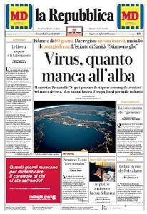 la Repubblica - 20 Aprile 2020