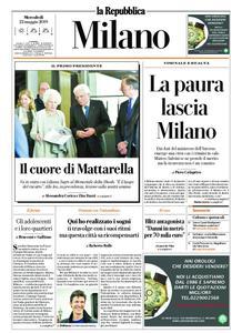 la Repubblica Milano – 22 maggio 2019