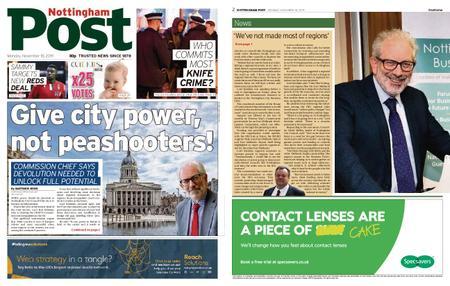Nottingham Post – November 18, 2019