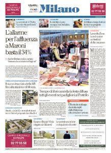 la Repubblica Milano - 19 Ottobre 2017