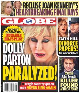 Globe – July 22, 2019