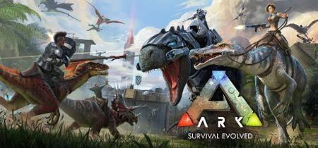 ARK: Survival Evolved (2017)