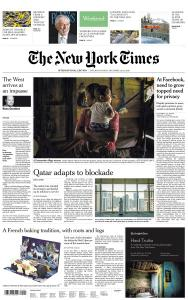 International New York Times - 22-23 December 2018