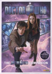 Doctor Who Magazine Special Edition 26 - The Doctor Who Companion - The Eleventh Doctor - Volume One (2010.Panini)