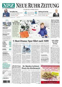NRZ Neue Ruhr Zeitung Essen-Postausgabe - 11. Dezember 2017