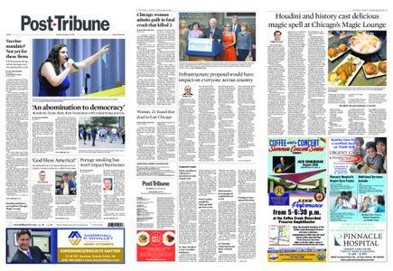 Post-Tribune – August 08, 2021