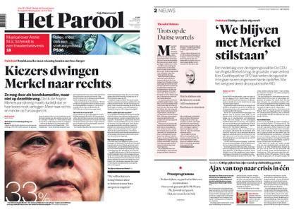 Het Parool – 25 september 2017
