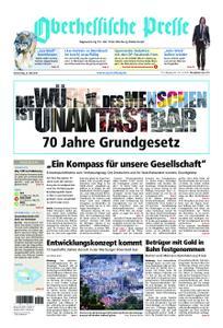 Oberhessische Presse Marburg/Ostkreis - 23. Mai 2019