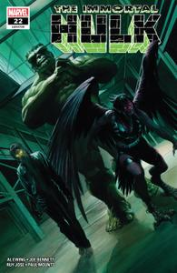 Immortal Hulk 022 2019 Digital Zone