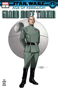 Star Wars-Age Of Rebellion-Grand Moff Tarkin 2019 Digital Kileko